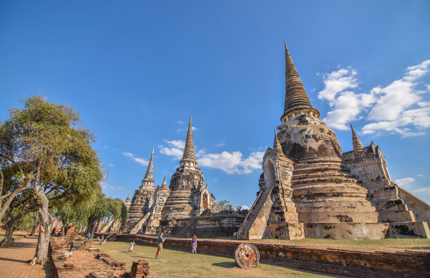luxury holiday villa rentals Thailand