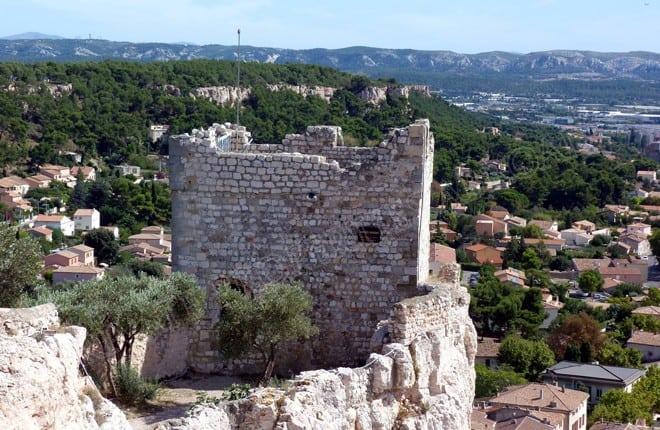 Luxury holiday villa rentals in france for Region bouche du rhone