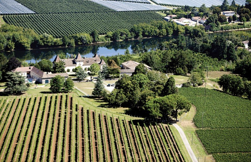 enchanting Chateau Dordogne France