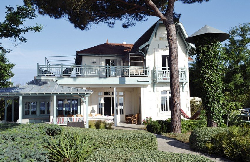 Luxury villa Gironde France
