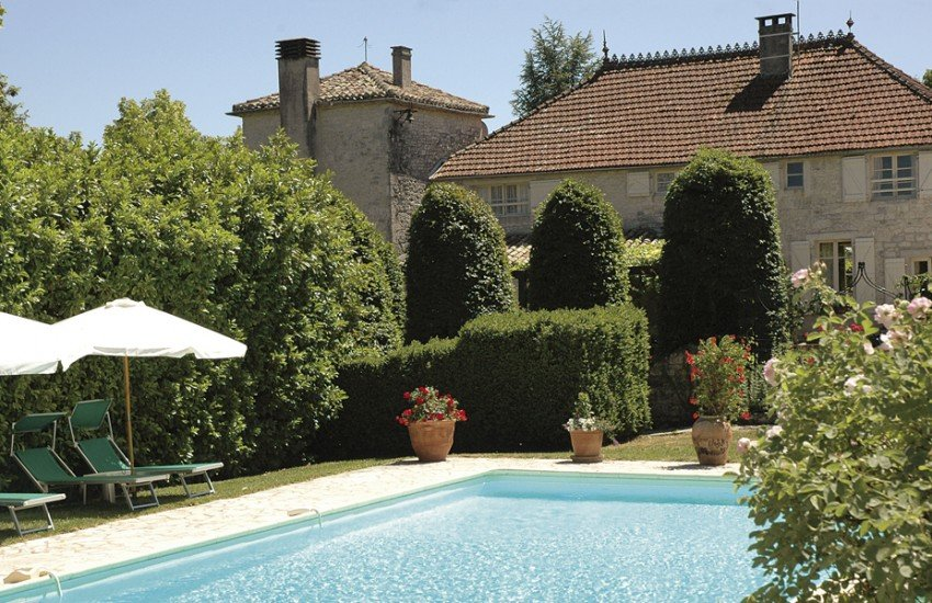 Luxury villa Tarn France