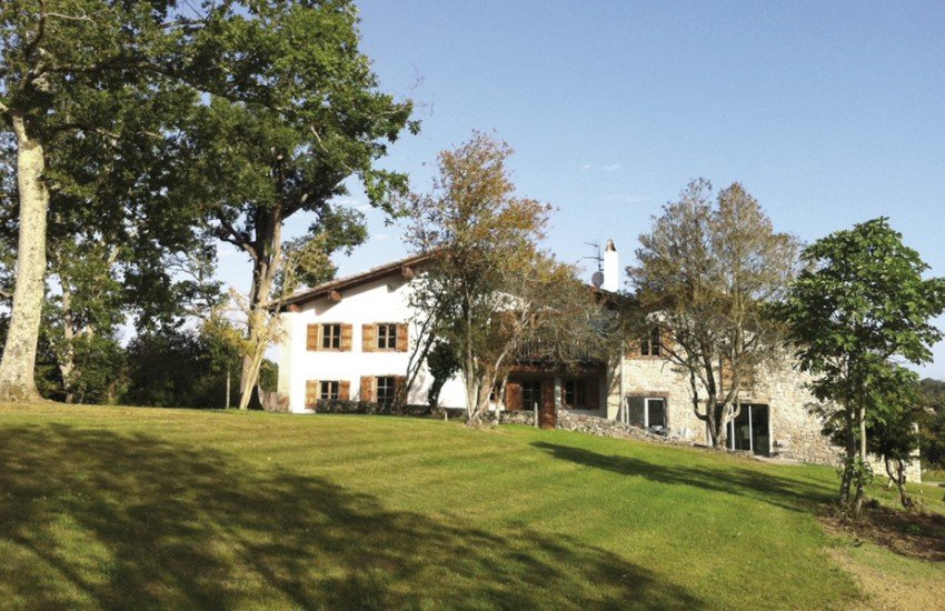 Luxury villa Pyrenees France