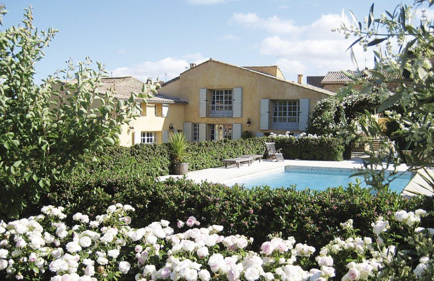 Luxury villa Languedoc France