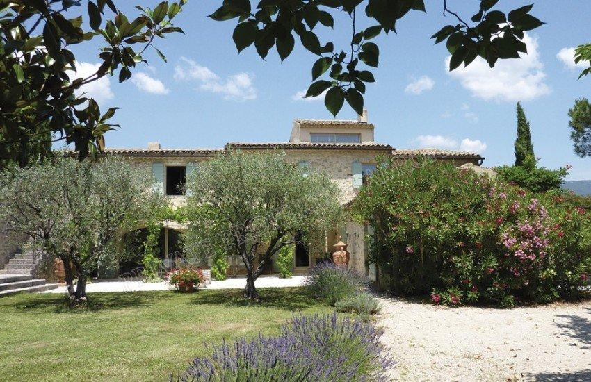 holiday villa Luberon Provence