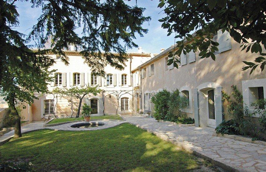 luxury villa Provence Vaucluse