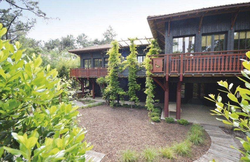 luxury villa Cap Ferret