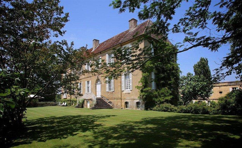 private luxury villa Gascony