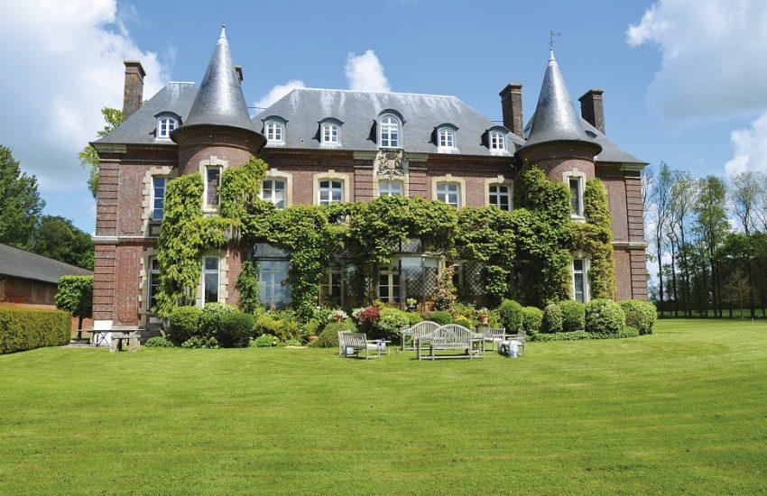 18C Chateau Normandy France