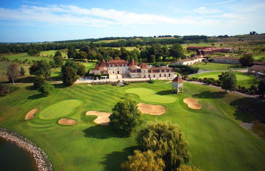 Golfing Break France