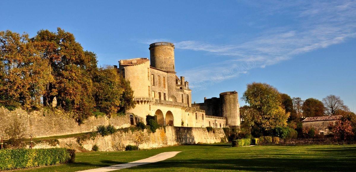 Castle Duras - Lot