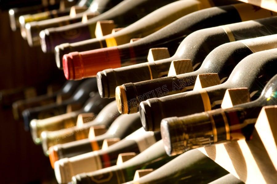 wine cellar France