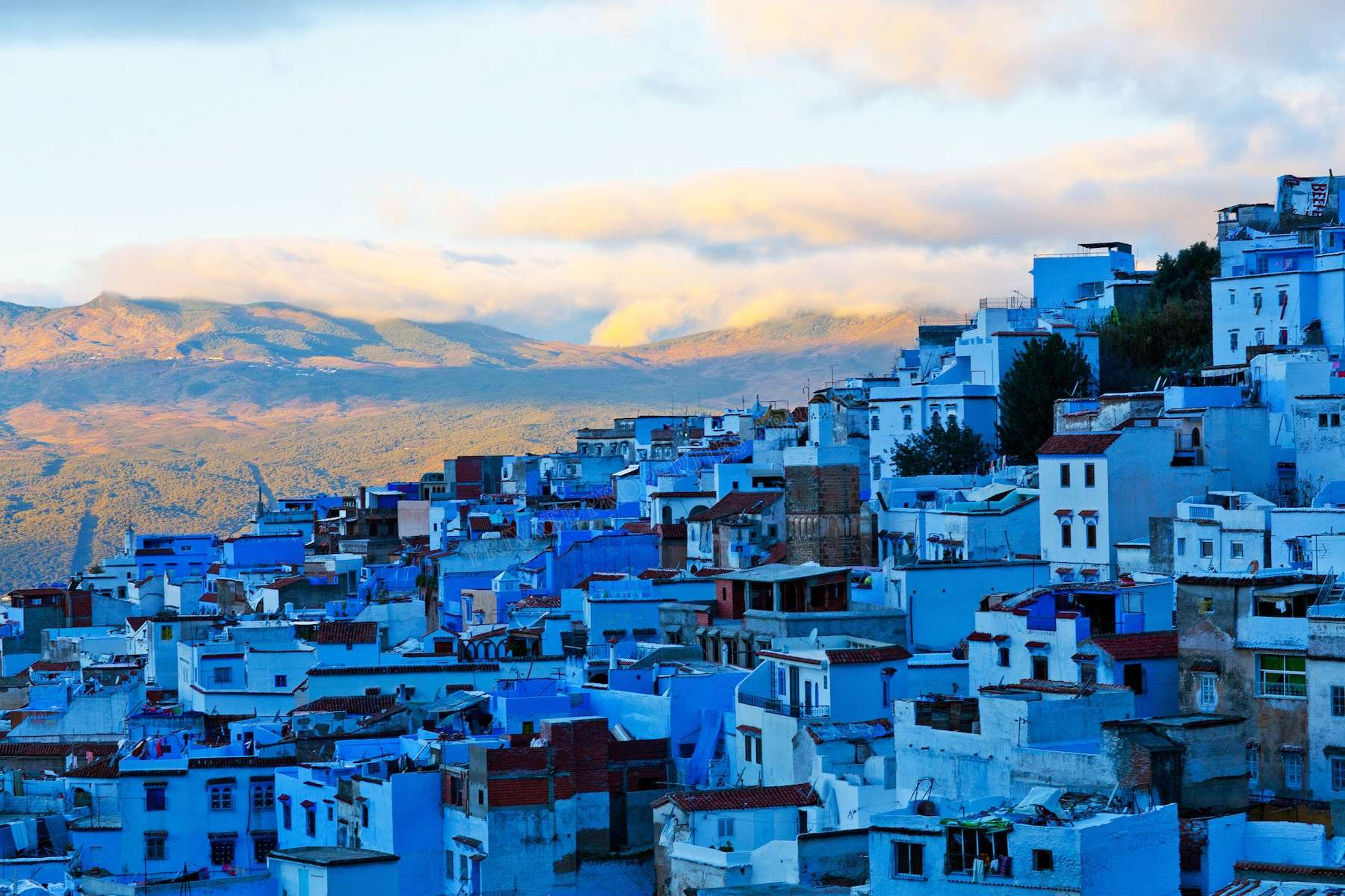 Chefchaouen, Morocco - Luxury Villa Holiday