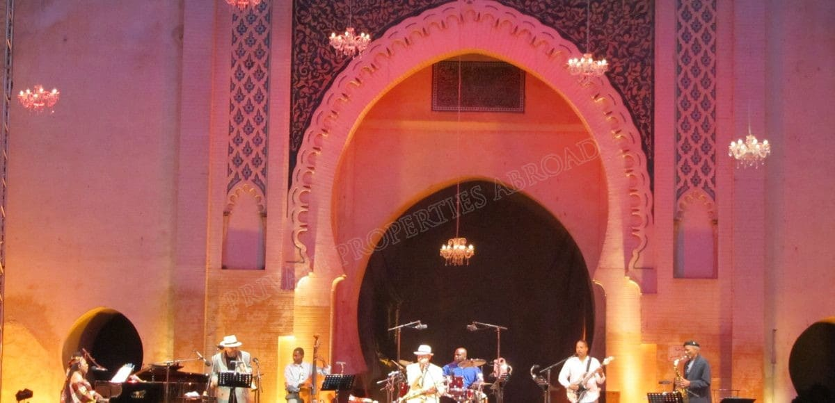 Morocco holiday - Fez Festival