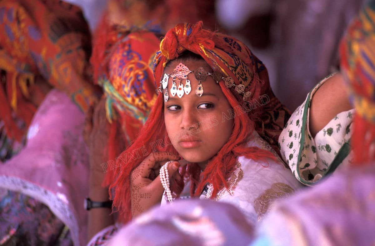 Morocco holiday - Rose Festival