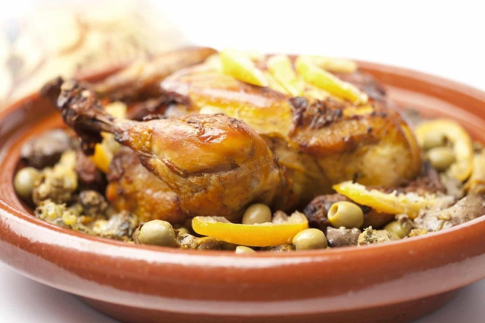 Moroccan cuisine tagine