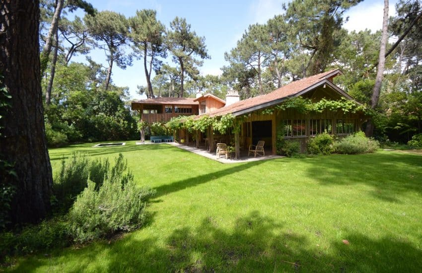 luxury villa Cap Ferret