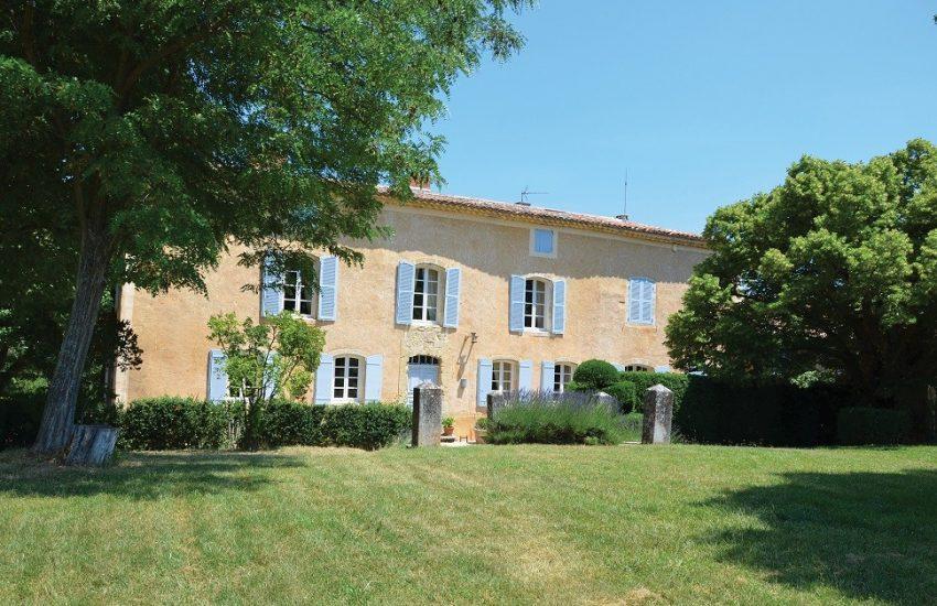 luxury bastide Provence Vaucluse
