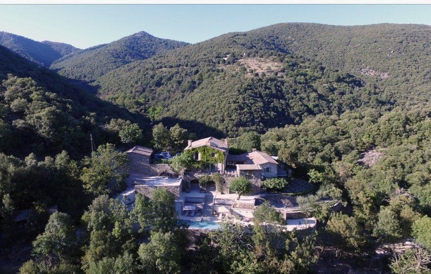 Quality villa Languedoc Roussillon