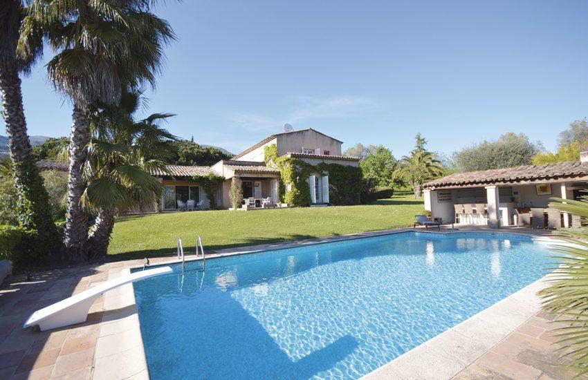 comfortable family villa Provence