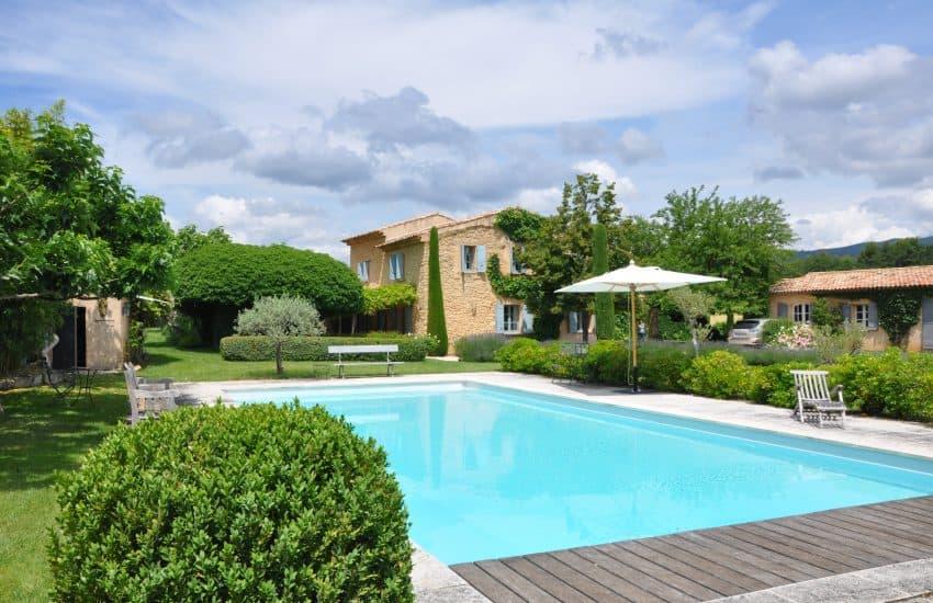 holiday villa Provence - Luberon
