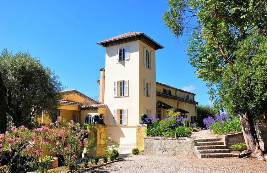 luxury villa Provence Alpes Maritime